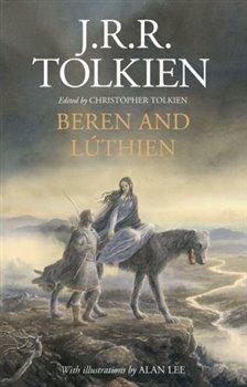 Obálka titulu Beren and Lúthien