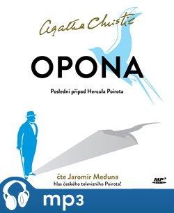 Obálka titulu Opona: Poslední případ Hercula Poirota