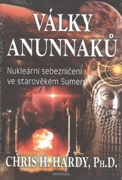 Obálka titulu Války Anunnaků