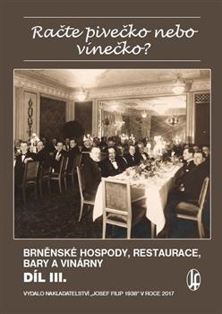 Obálka titulu Račte pivečko nebo vínečko? díl III.