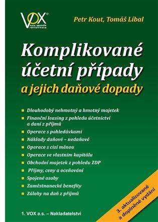 Komplikované účetní případy a jejich daňové dopady - Petr Kout,   Booksquad.ink
