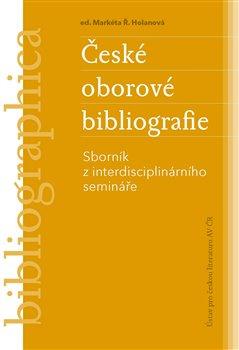 Obálka titulu České oborové bibliografie