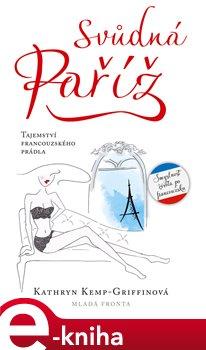 Obálka titulu Svůdná Paříž