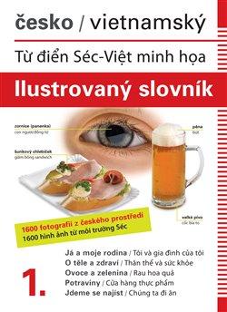 Obálka titulu Česko-vietnamský ilustrovaný slovník 1.