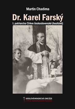 Obálka titulu Dr. Karel Farský