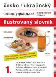 Česko-ukrajinský ilustrovaný slovník 1.