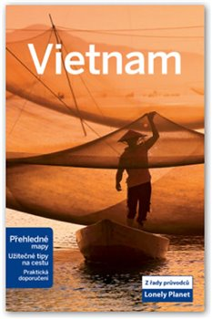 Obálka titulu Vietnam - Lonely Planet
