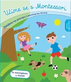 Obálka titulu Učíme se s Montessori - první objevování