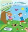 Obálka knihy Učíme se s Montessori - první objevování