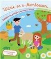 Obálka knihy Učíme se s Montessori - příroda