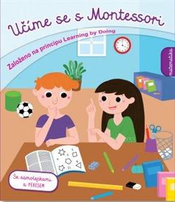 Obálka titulu Učíme se s Montessori - matematika