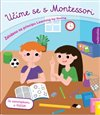 Obálka knihy Učíme se s Montessori - matematika