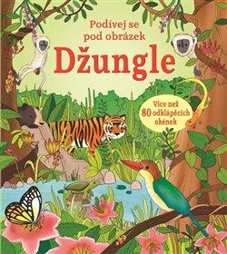 Obálka titulu Džungle - Podívej se pod obrázek