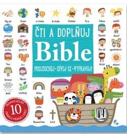 Obálka titulu Bible - Čti a doplňuj
