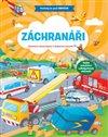 Obálka knihy Záchranáři - podívej se pod obrázek