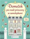 Obálka knihy Domeček pro malé princezny se samolepkami