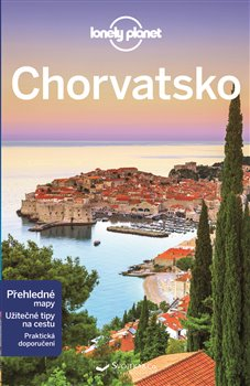 Obálka titulu Chorvatsko - Lonely Planet