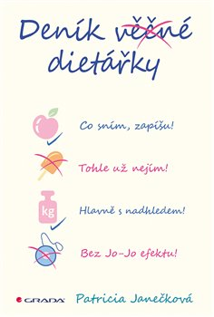 Obálka titulu Deník věčné dietářky