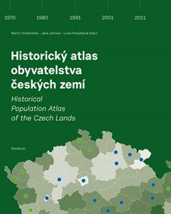 Obálka titulu Historický atlas obyvatelstva českých zemí