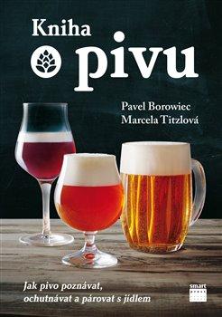 Obálka titulu Kniha o pivu