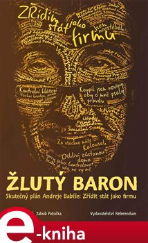 Obálka titulu Žlutý baron
