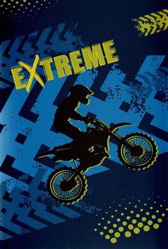 Desky na sešity A4 - Extreme