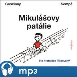 Mikulášovy patálie, mp3 - René Goscinny