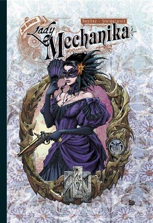 Lady Mechanika – limitovaná edice