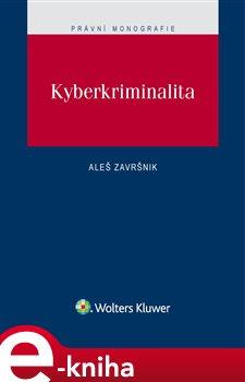 Obálka titulu Kyberkriminalita