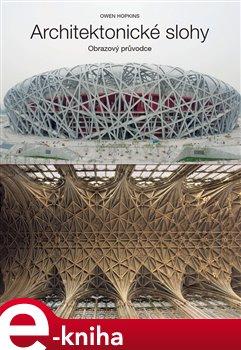 Obálka titulu Architektonické slohy