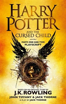 Obálka titulu Harry Potter and the Cursed Child (8) - Parts I & II (paperback)