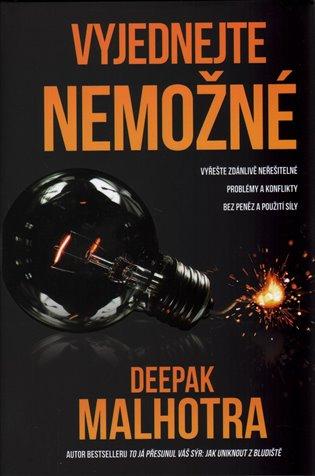 Vyjednejte nemožné - Deepak Malhotra | Booksquad.ink