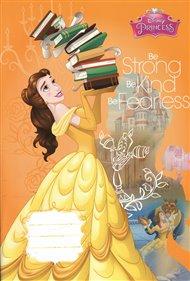 Sešit - Princezny – Kráska