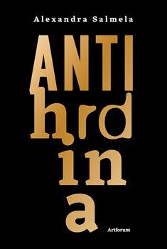 Obálka titulu Antihrdina