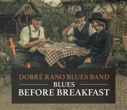 Obálka titulu Blues Before Breakfast