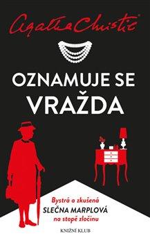 Obálka titulu Marplová: Oznamuje se vražda