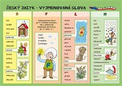 Obálka titulu Český jazyk – Vyjmenovaná slova