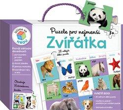 Obálka titulu Puzzle pro nejmenší: Zvířátka