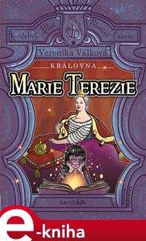 Obálka titulu Královna Marie Terezie