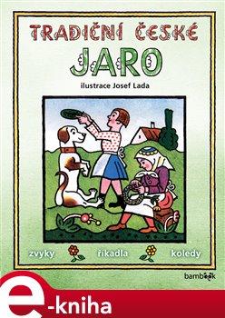 Obálka titulu Tradiční české JARO – Josef Lada