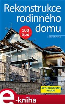 Obálka titulu Rekonstrukce rodinného domu