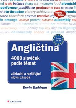 Obálka titulu Angličtina 4000 slovíček podle témat