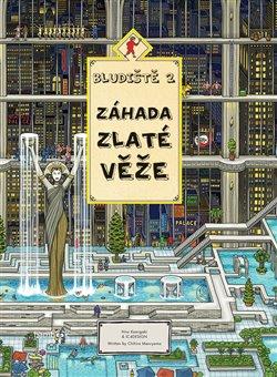 Obálka titulu Bludiště 2 - Záhada Zlaté věže