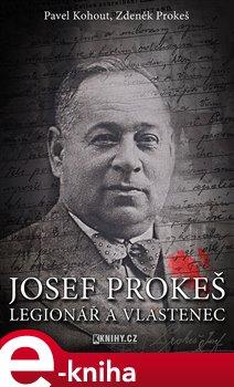 Obálka titulu Josef Prokeš