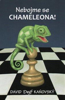 Obálka titulu Nebojme se chameleona!