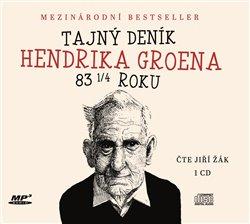 Obálka titulu Tajný deník Hendrika Groena