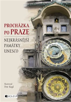 Obálka titulu Procházka po Praze
