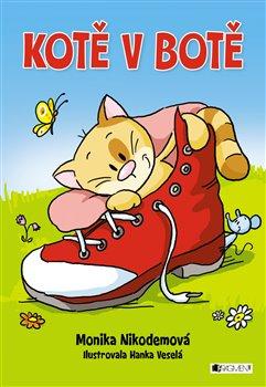 Obálka titulu Kotě v botě