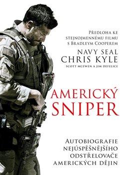 Obálka titulu Americký sniper