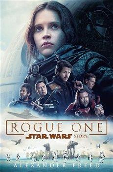 Obálka titulu Star Wars - Rogue One